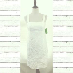 Lilly Pulitzer New NWT dress white size 4